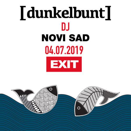 [dunkelbunt] DJ-Set @ EXIT-Festival, Novi Sad (Artwork © [dunkelbunt])