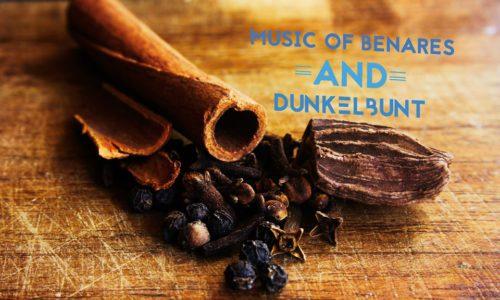Music of Benares & Dunkelbunt, Galerie Werkstatt Nuu, 2019-11-17 Vienna