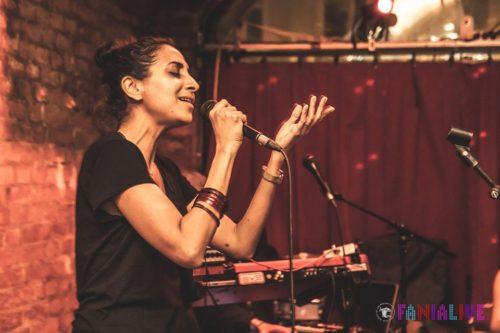 Anuradha Genrich @ Fanialive. Foto @ Cobas Photography