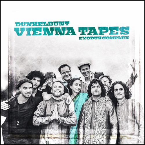 [dunkelbunt] Vienna Tapes Album Cover B © [dunkelbunt] 2019