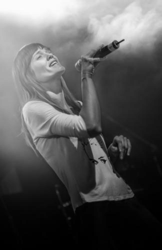 Christiane Beinl (vocals) | [dunkelbunt] SOLO © [dunkelbunt]-Press