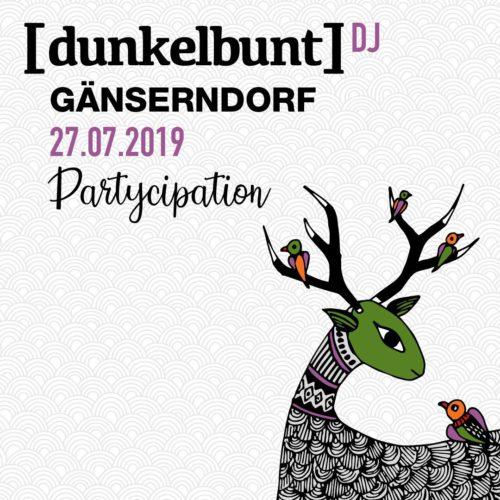 [dunkelbunt] DJ-Set @ Partycipation Festival Gänserndorf, 2019.07.27