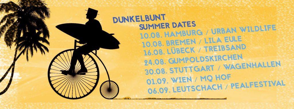 [dunkelbunt] Summer Dates 2019
