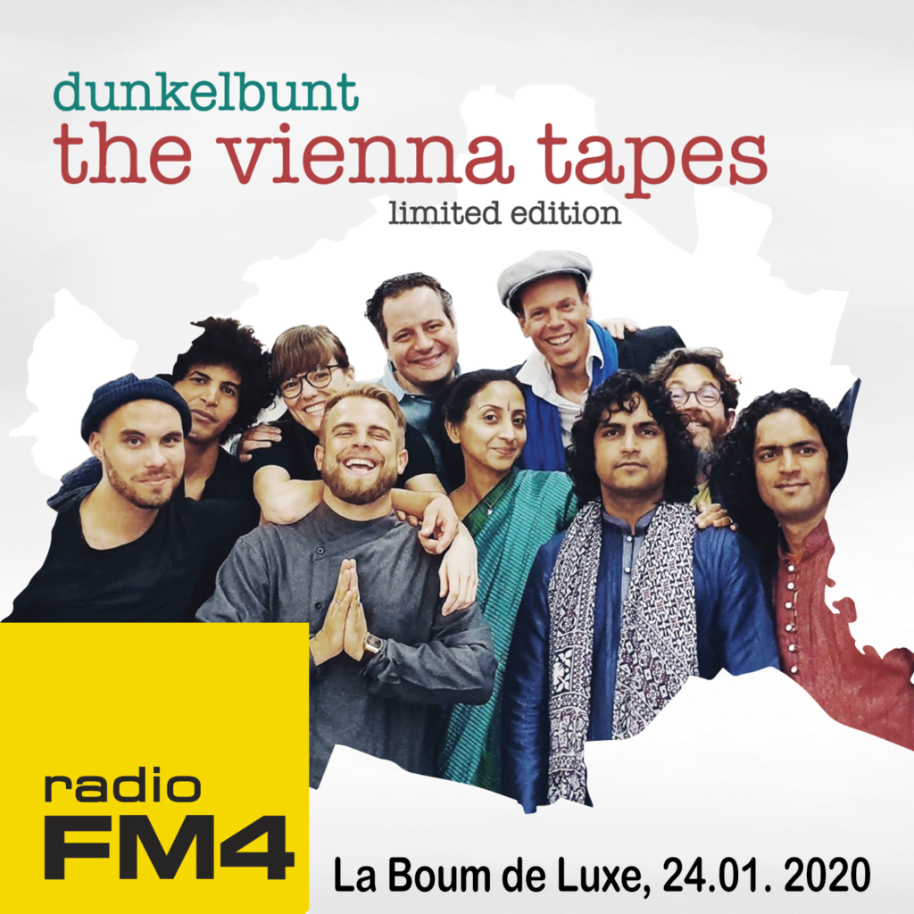 THE VIENNA TAPES, Mix Edition @ FM4 La Boum de Luxe, 2020-01-25