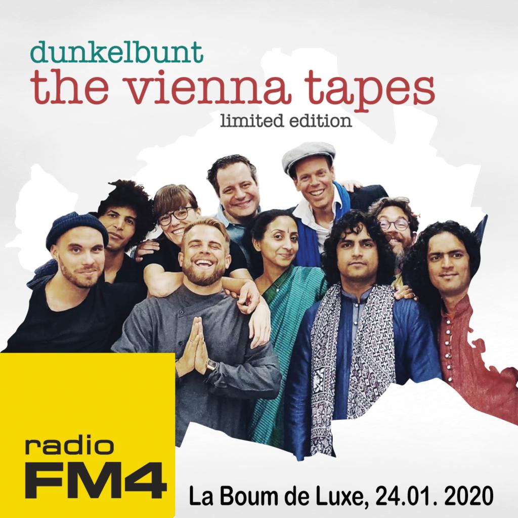 THE VIENNA TAPES, Mix Edition @ FM4 La Boum de Luxe, 2020-01-25