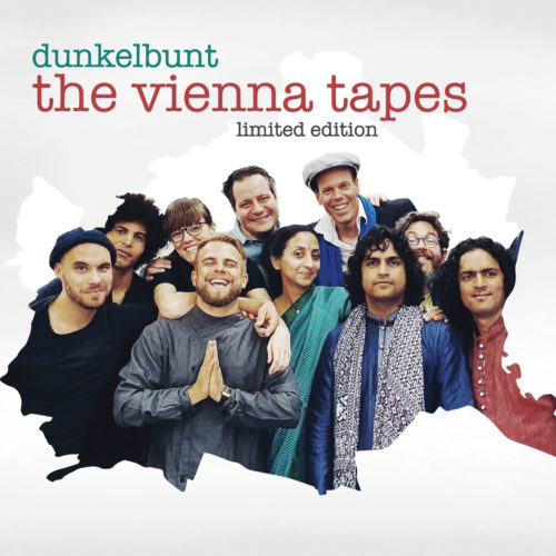 [dunkelbunt] The Vienna Tapes - limited edition, Audio Cassette & Digital Release 2019-12-13
