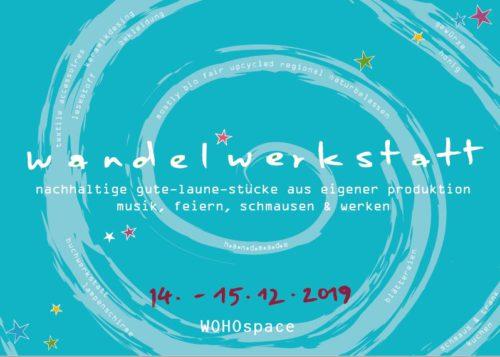 [dunkelbunt] Music & spices @ Wandelwerkstatt 2019-12-14/15 Vienna